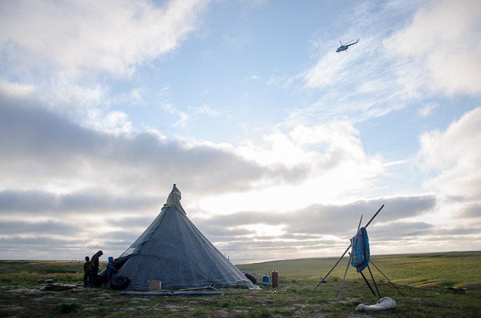 Арктическая экспедиция Полстраны под парусом