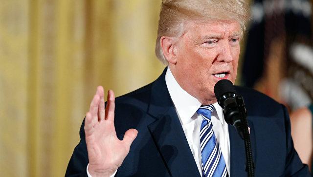 Трамп объявил победителей конкурса фейковых новостей