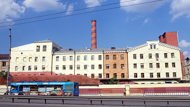Украинские радикалы блокировали фабрику Roshen вВиннице