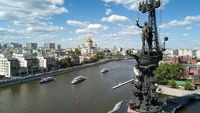 Нетрезвый угонщик теплохода наМоскве-реке получил два года колонии