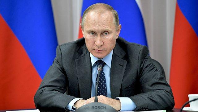 Путин поручил разобраться впричинах энергоаварии на далеком Востоке