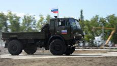 Соревнования автомобилистов Мастера Автобронетанковой техники в Воронежской области