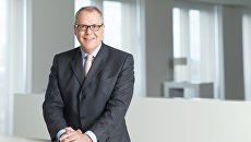 Глава правления немецкой энергетической компании Uniper Клаус Шефер. Архивное фото