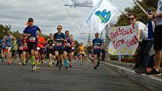 Благобегуны пробегут полумарафон Лужники в поддержку детей-сирот
