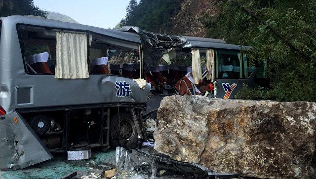 В Китае после мощного землетрясения произошло более тысячи афтершоков