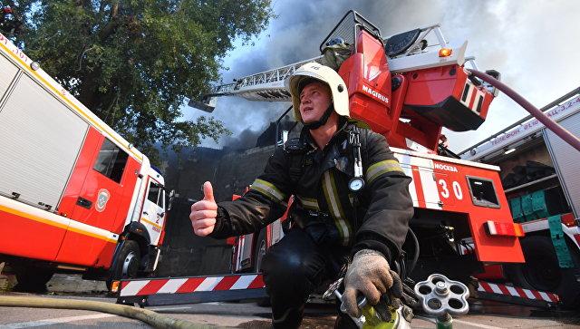 В Приморье за сутки потушили около 600 гектаров природных пожаров
