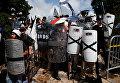 Столкновения ультраправых и их противников в Шарлоттсвилле, штат Вирджиния