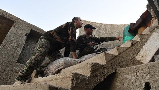 МИД Италии о Восточной Гуте: в Сирии появилась новая пропасть