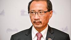 Посол Республики Индонезия в России Вахид Суприяди. Архивное фото