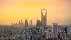 Столица Саудовской Аравии Эр-Рияд. Архивное фото