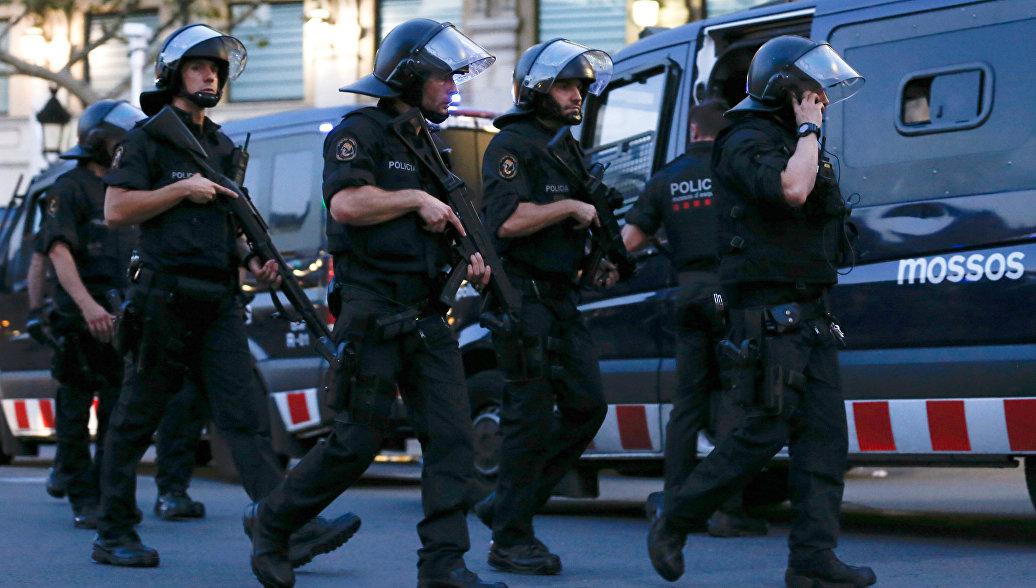 Испания усилила контроль на границе с Францией после терактов