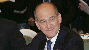 Эхуд Ольмерт, архивное фото