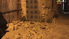 Землетрясение на итальянском острове Искья. 22.08.17