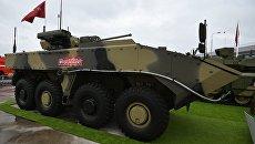 Боевая машина пехоты на международном военно-техническом форуме Армия-2017