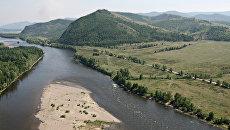 Республика Тыва. Архивное фото