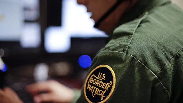 ВСША проинформировали о перебоях вработе систем обработки данных погранслужбы