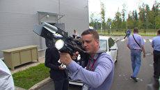 Концерн Калашников показал в действии ружье против беспилотников