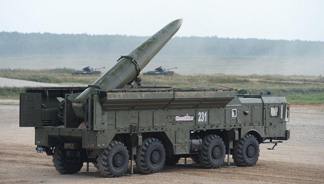 «Искандер-М» становится актуальным всвязи сядерной угрозой— Бондарев