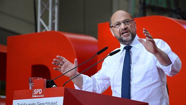 СДПГ обгоняет ХДС в первом подсчитанном избирательном округе