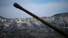 Провинция Идлиб в Сирии. Архивное фото