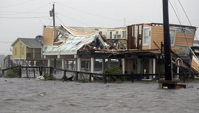 США страдает открупнейшего запоследние 15 лет наводнения— Водный апокалипсис