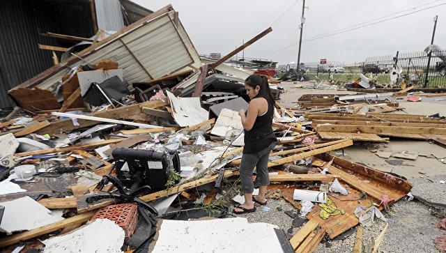 Трамп объявил режим ЧС в Луизиане из-за шторма «Харви»