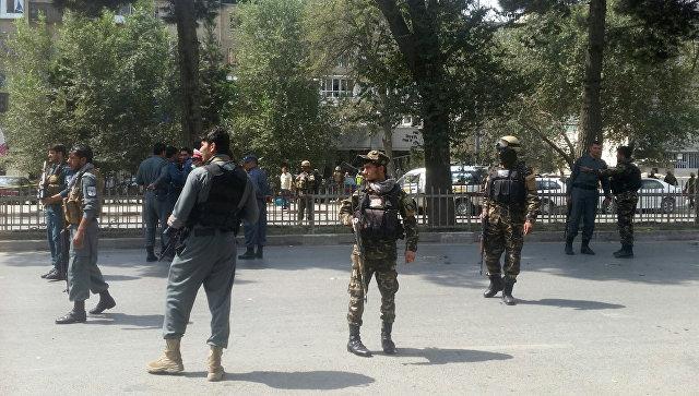 Смертник подорвался вКабуле около посольства США, есть погибшие