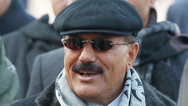 Убит экс-президент Йемена Салех— Повстанцы
