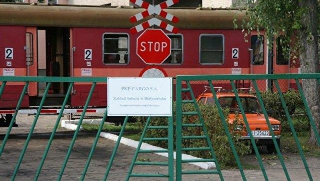 ВПольше поезд сошел срельсов: десятки пострадавших