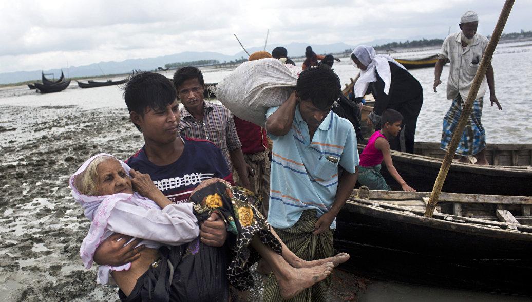 Еврейская община РФ призвала мировое сообщество вмешаться в конфликт в Мьянме