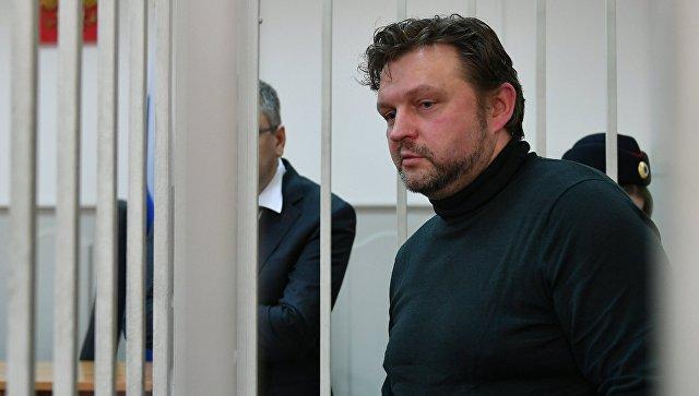 Никита Белых поведал  всуде освоем задержании