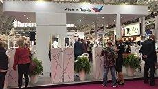 Российские ювелиры впервые с 1851 года открыли стенд на выставке в Лондоне. Архивное фото