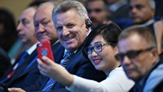 Гости на открытии Восточного экономического форума во Владивостоке