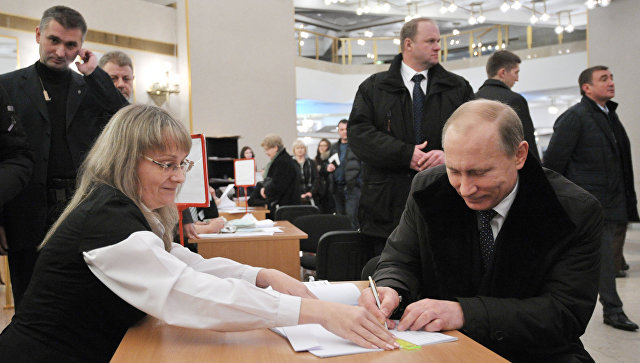 «Работать надо»: Путин ответил навопрос овыдвижении впрезиденты