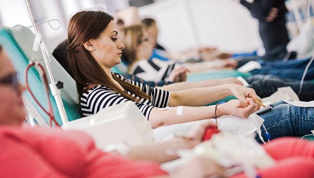 На донорской акции в Москве можно будет бесплатно пройти диагностику