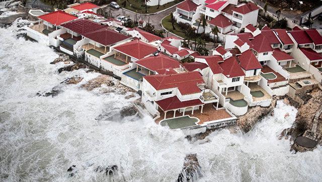 Число жертв урагана «Ирма» на французских территориях возросло до девяти