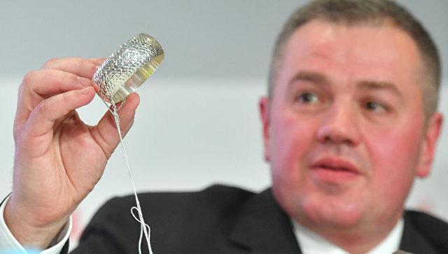 Министр финансов РФпредложил ввести маркировку ювелирных изделий идрагметаллов