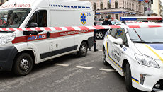 Автомобили экстренных служб в Киеве. Архивное фото