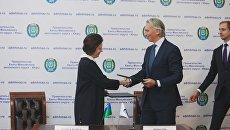 Правительство Югры и Газпром нефть подписали допсоглашение о сотрудничестве