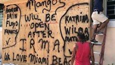Заколоченные отели и приют для животных – Флорида готовится к удару Ирмы