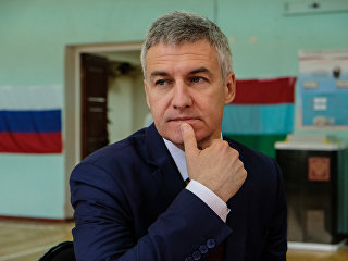 Артур Парфенчиков. Архивное фото