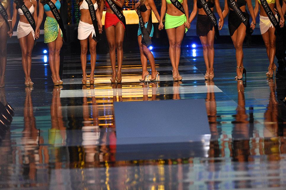 Конкурс красоты Мисс Америка