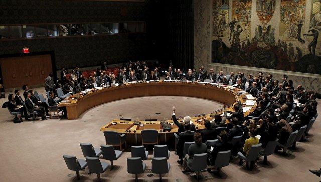 Совет Безопасности ООН голосует за резолюцию ужесточающую санкции в отношении КНДР