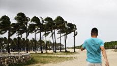 Ураган в США. Архивное фото