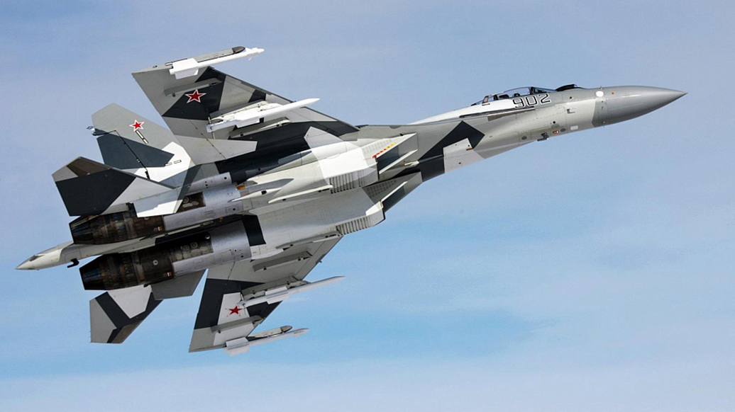 Су-35. Архивное фото