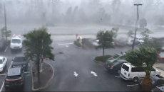 Затопленные улицы и бушующий ветер: ураган Ирма обрушился на Флориду