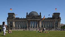 Зарубежные страны. Германия. Берлин. Архивное фото