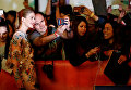 Британская актриса Розамунд Пайк на Международном кинофестивале в Торонто. 11 сентября 2017