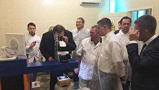 Швабе планирует внедрять умные технологии в Ярославской области
