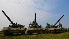 Танковая дивизия. Архивное фото